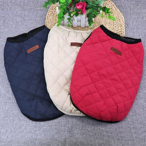 Cat & Dog Winter Vest-thesalelocker.com