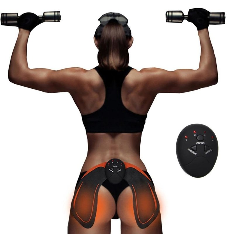 EMS Muscle Stimulator Glute Trainer And Toner-thesalelocker.com
