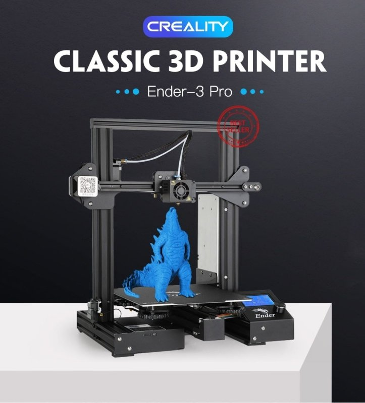 Ender-3 Pro 3D Printer - thesalelocker.com