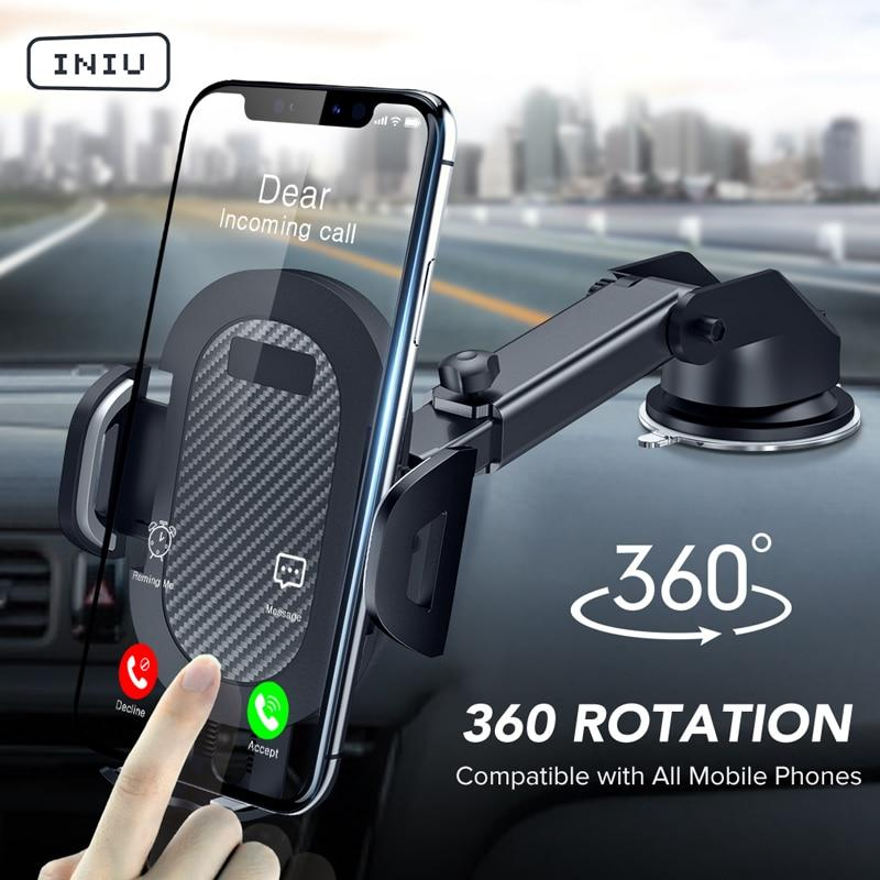 Mobile Phone Mount Support For iPhone 11 Pro Xiaomi Samsung-thesalelocker.com