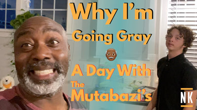 Why I'm Going Gray and Loving Every Second Of It!