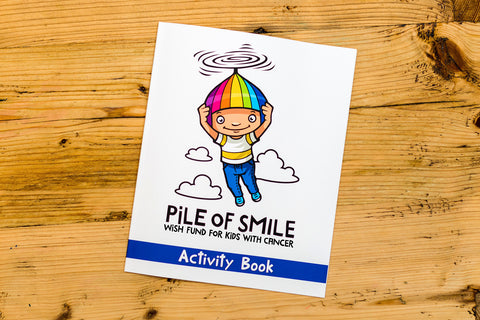 Pile of Smile Activity Book (Paperback)