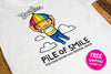 Pile of Smile T-Shirts