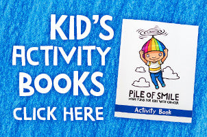 Pile of Smile Activity Book