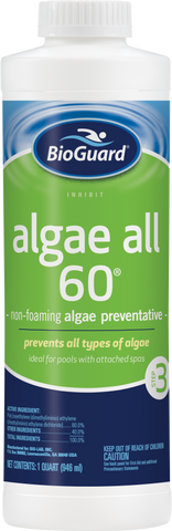 BioGuard Algae All 60