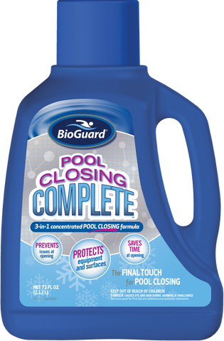 BioGuard Pool Closing Complete™