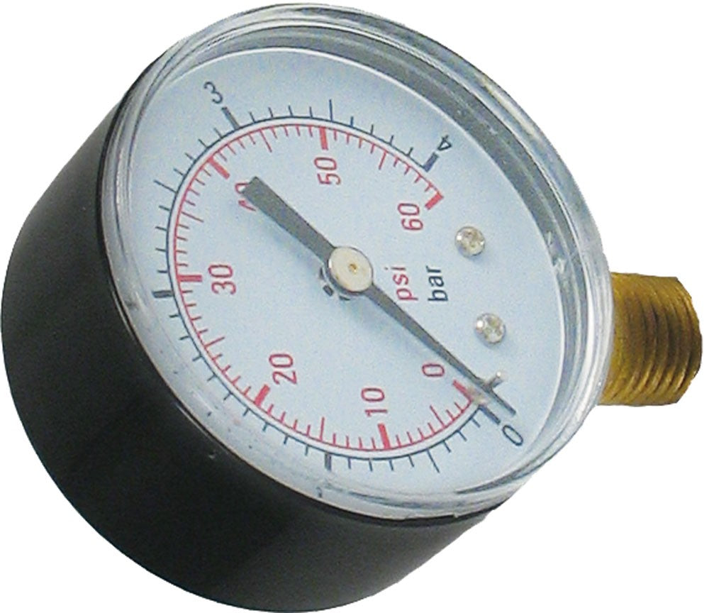 CMP Side Mount Pressure Gauge