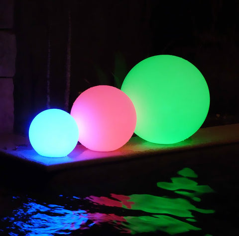 "Access LED 12"" Floating Ball"
