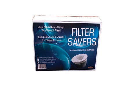 Filter Saver Skimmer socks
