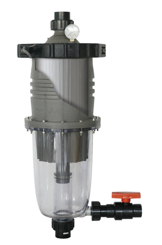 "Waterco Enviropro MultiCyclone Plus 12 centrifugal filter (1-1/2"" Connections)"