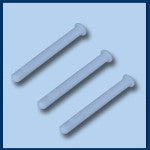 Classic Pin For Handle Of Vacuum (3 Pack) 11046