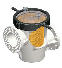 Waterco Poly Strainer for Cast Iron Pump