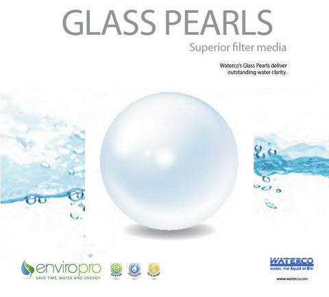 Waterco Glass Pearls Filter Media 35320011