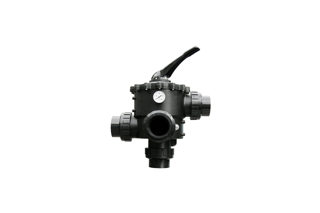 "Waterco 2"" Side mount Multiport valve (No Plumbing)"