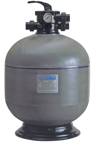Waterco Micron  Media Filter with valve