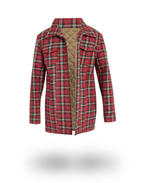Load image into Gallery viewer, PANEL SHIRT JACKET 002