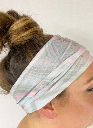Go With the Flow - Ink headband | FINAL SALE