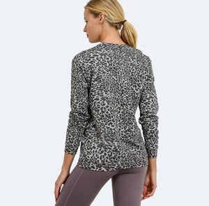 Load image into Gallery viewer, Cheetah Pullover