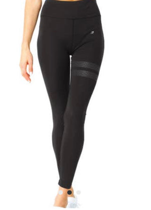 Ashton Leggings-black