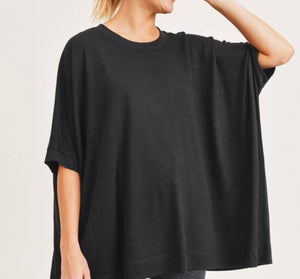 Cape with MId Sleeve