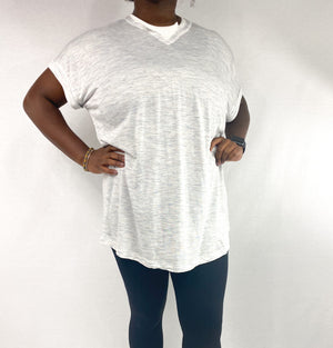 Load image into Gallery viewer, Longline Oversized Tee