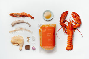 Load image into Gallery viewer, Áo Prawn & Lobster Broth - 1 Litre