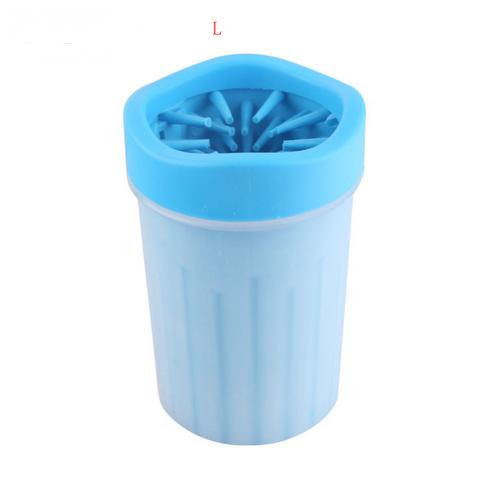 Image of Silicone Dog Paw Washer Cup - The Pet Shopco