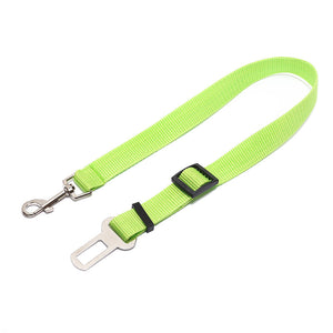Adjustable Car Safety Belt for your Dog - The Pet Shopco