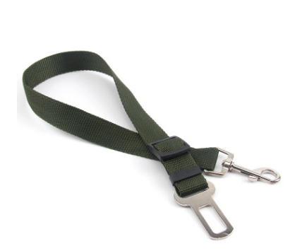 Image of Adjustable Car Safety Belt for your Dog - The Pet Shopco