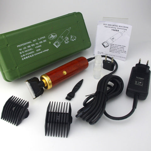 HIGH POWER DOG GROOMING CLIPPERS - The Pet Shopco