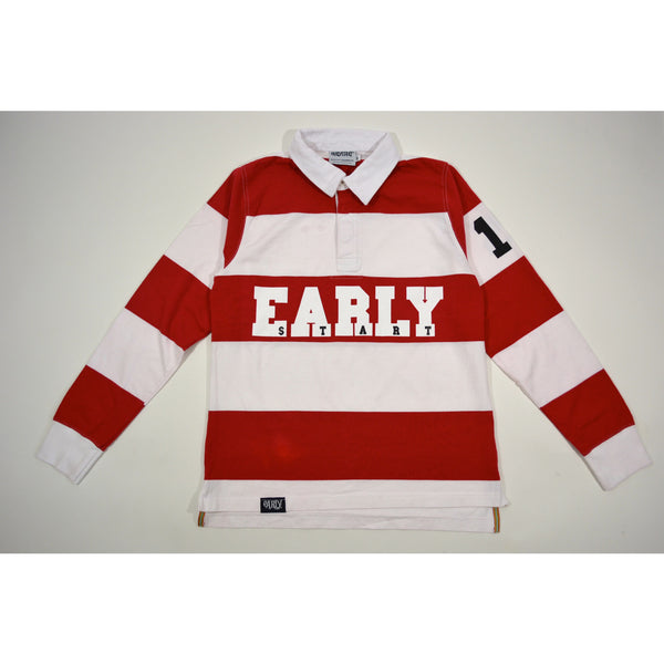 Early Start 2015 Rugby - red
