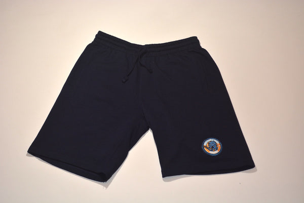 "EarlyStart ""Celebration'' Sweat Shorts - Navy"