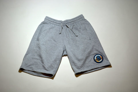 "Early Start ""Celebration"" Sweat Shorts - Grey"