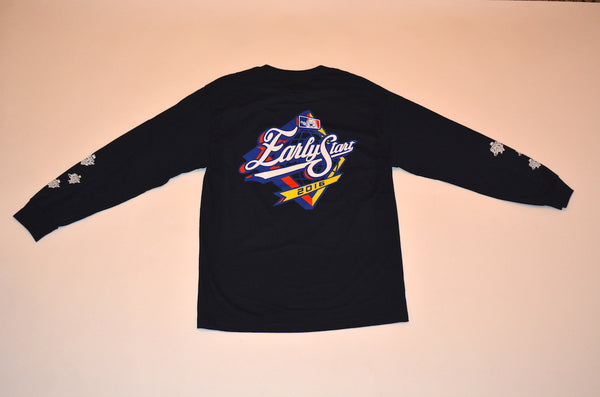 "Navy Early Start ""World Series"" Long Sleeve"