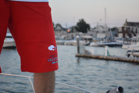 Early Start Yacht Club Sweat Shorts