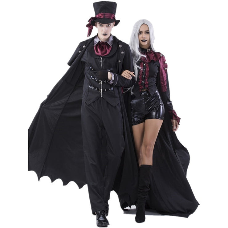 Halloween Vampire Couple Costumes