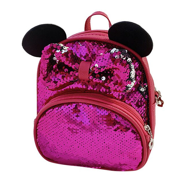 Mini Mouse Sequin Backpack