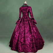 Victorian Gothic Ball Gowns