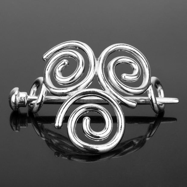 Nordic & Celtic Hairpin Jewelry