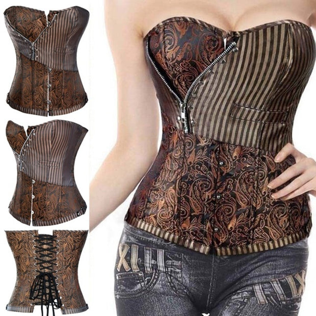 Miss Molly Steampunk Corset