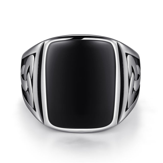 Men's Classic Fashion Ring Collection