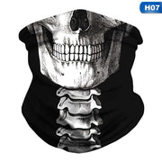 Skull Collection Neck Gaiters