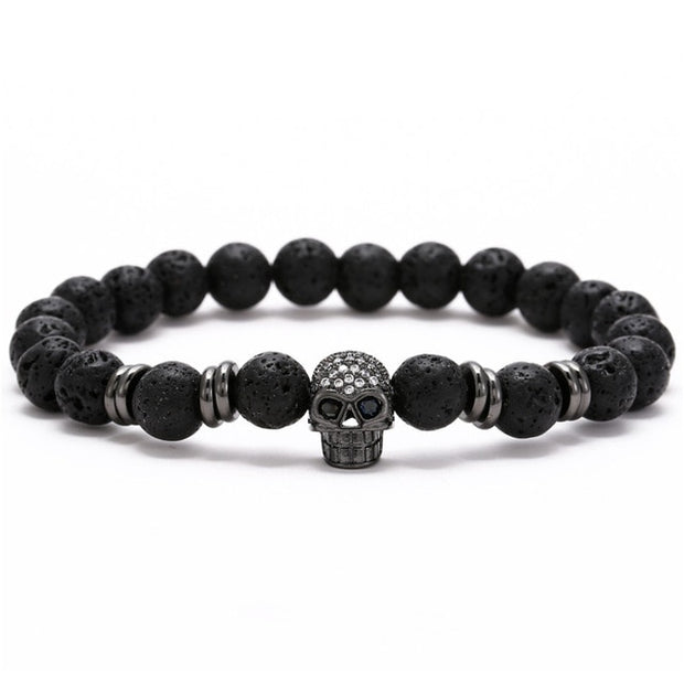 Lava Stone Bracelet Collection