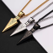 Arrow Head Pendant Necklaces