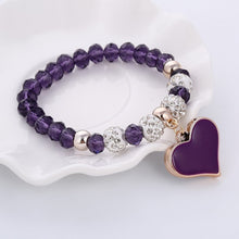 Load image into Gallery viewer, Four Layer Vintage Charm Bracelets