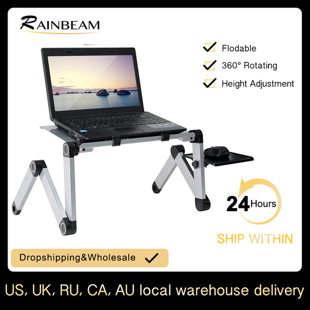 Multi-Purpose Adjustable Laptop Desk