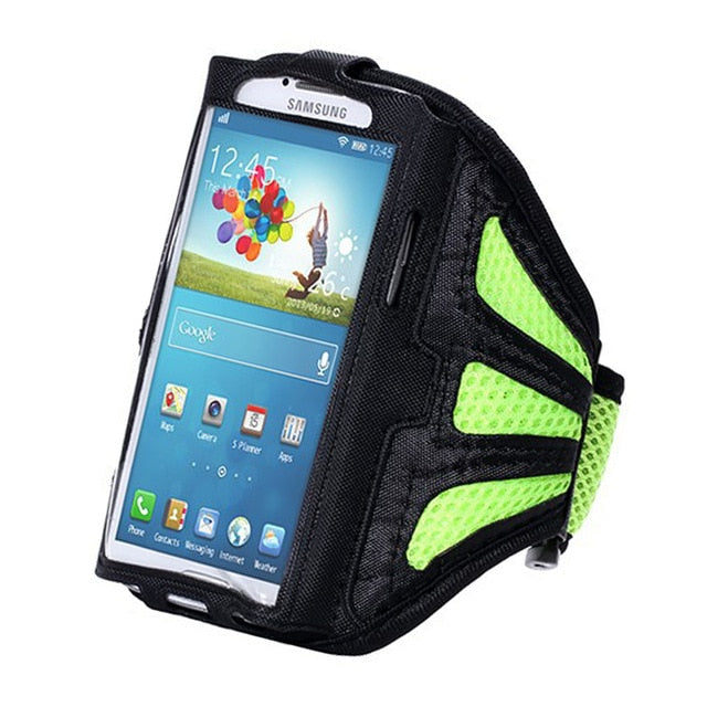 Waterproof Sports Arm Band Phone Pouch