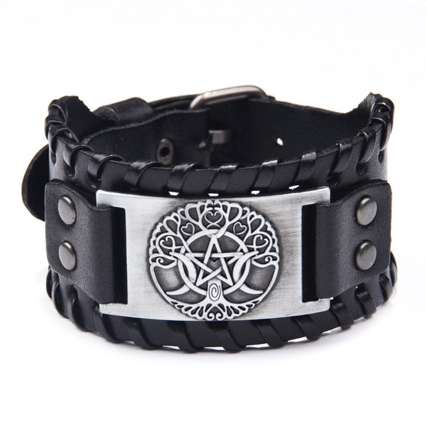 Men's Bracelet Collection - Paracord & Leather