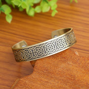 Celtic Knot Bangle Bracelets