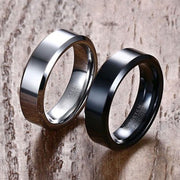 Minimalist Style Ring Band For Men
